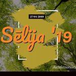 """Autofotoorientēšanās brauciens Sēlija """"19"""